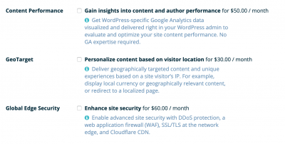 WPEngine-review-upsells